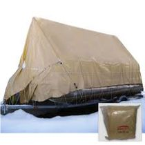 Navigloo cover for pontoon from 19 ft to 22.5 ft