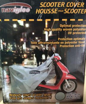 Toiles pour scooter